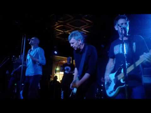 Midnight Oil live at the Marrickville Bowlo 9/4/2017