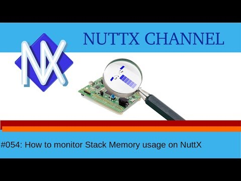 013: Unlock the Hidden Flash of STM32F103C8 by NuttX Channel