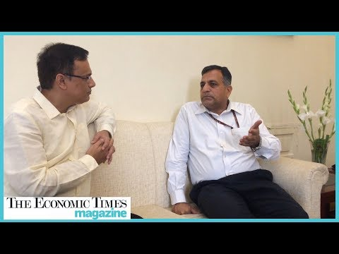 In conversation with Finance Secretary Ashok Lavasa | ETMagazine