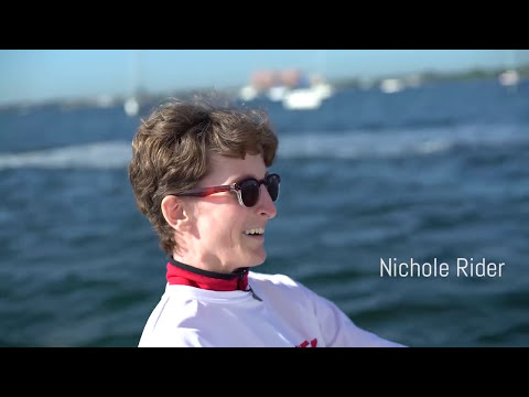 Unbridled Bliss: Nichole Rider's Determination to Be On the Water