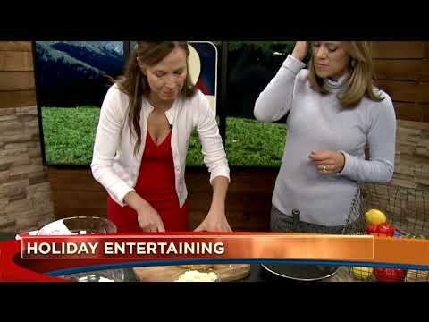 Holiday entertaining with The Bindery