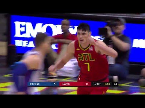 Ersan İlyasova'nın 19 sayılık Detroit Pistons maçı performansı
