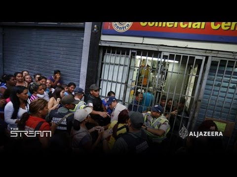 The Stream - Venezuela's economic collapse