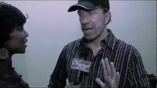Chuck Norris - Interview for Martial Arts TV - 2006