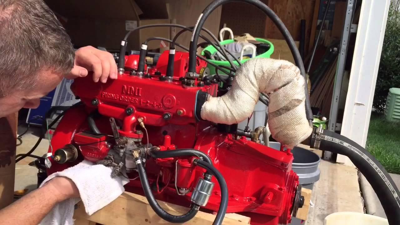 hight resolution of atomic 4 engine