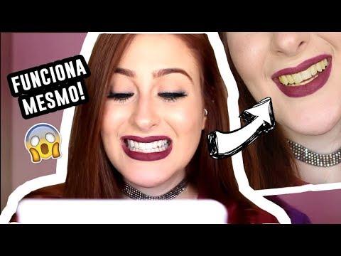 Como Deixar Os Dentes Brancos Em Casa Youtube