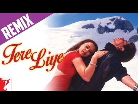 Remix: Tere Liye Song | Veer-Zaara | Shah Rukh Khan | Preity Zinta