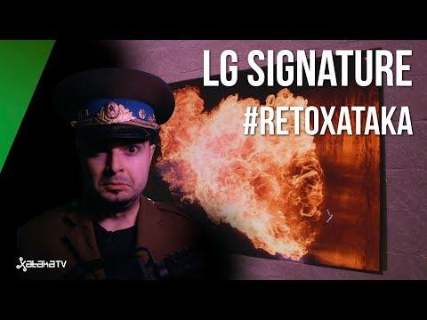No es un póster, es una TELE SUPERFINA #RetoXataka