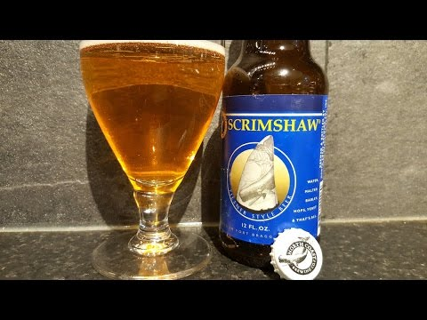 North Coast Scrimshaw Pilsner By North Coast Brewing Company | American Craft Beer Review