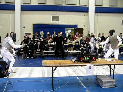 Colin Sutter Vs Steve Kubik (OSU v ND bout 1)