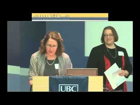 Dr. Robyn Tamblyn - Nurses' Roles in Health Information Technology: A Canadian Perspective