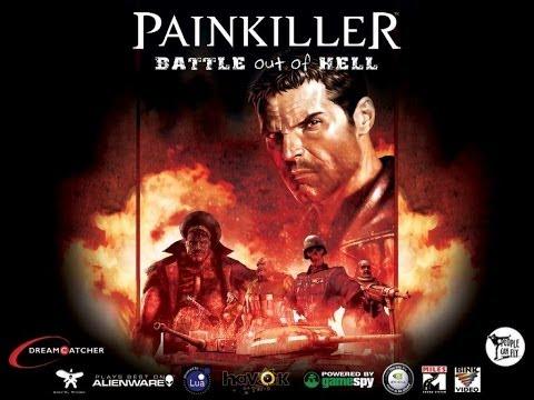 Painkiller Hell & Damnation Co-op Прохождение Часть 1 (с JackMontirovka)