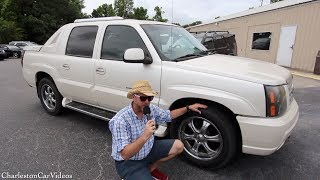 How Well Has this Cadillac Escalade EXT Held Up Over the Past 17 YEARS?
