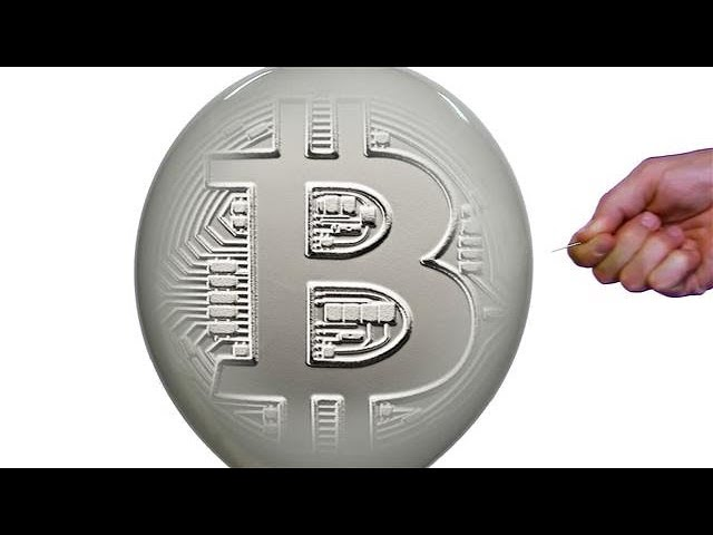 Bitcoin: The Worlds Most Dramatic Bubble Ever?