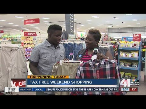 The Missouri back-to-school sales tax holiday is coming back