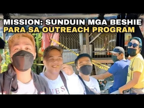 Mission: Sunduin Mga Beshie Para Sa Outreach Program Ni Billy   Jig Jag Channel