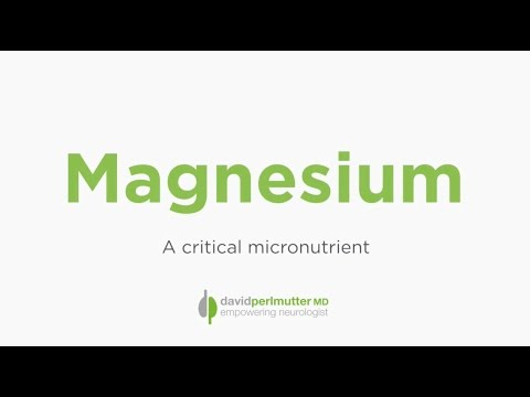 Magnesium: A Critical Micronutrient