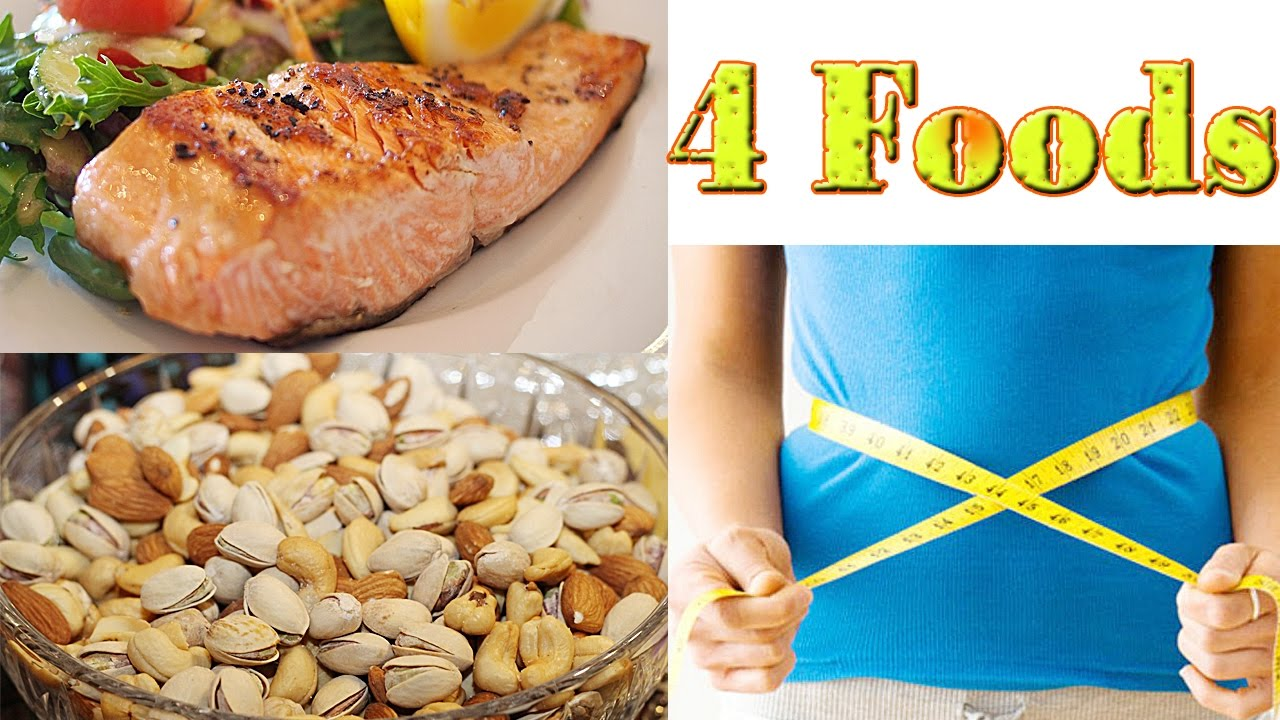 picture 4 Foods That Burn Belly Fat