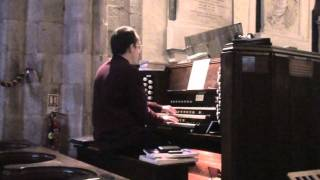 A Collection Of Welsh Hymn Tunes - Cathedral Organ