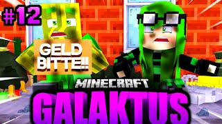 ALYSSA & FLO: Vom MILLIARDÄR zu 100% ARM?! - Minecraft GALAKTUS #12 [Deutsch/HD]