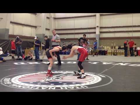 2/3/17 Super State Cahill vs William Osborn of Team Takedown