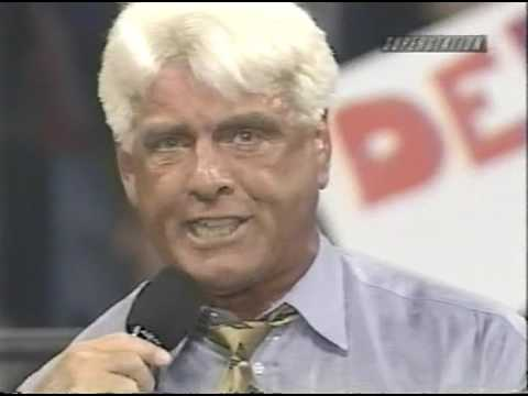 Ric Flair Interview (WCW Thunder 1/21/1999)