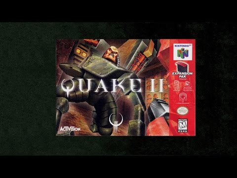 [Nintendo 64] Quake II Hard Mode The Salt Continues! Part 2 Live Stream Archive