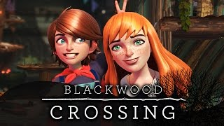 BLACKWOOD CROSSING [001] 🌟 Zugfahrt ins Nirgendwo