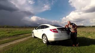 Honda Crosstour отзыв владельца и честный обзор / тест-драйв
