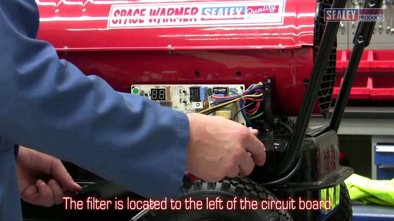 Sealey Space Heater Troubleshooting For Ab Ab