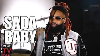 Vlad Tells Sada Baby Why He Won't Interview Suge Knight's Son (Part 12)