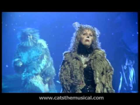 Memory - Elaine Paige as Grizabella, HD
