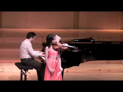 13 years old Thai violinist May played Louis Spohr Violin Concerto no.2