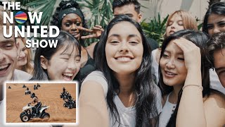 Crazy Desert Adventures in Dubai amp Bollywood Dancing in Mumbai - S2E35 - The Now United Show