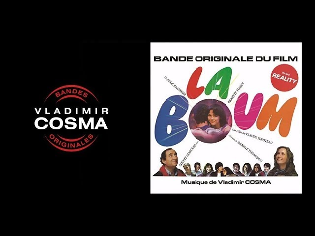 Vladimir Cosma - Gotta Get a Move On - du film La Boum