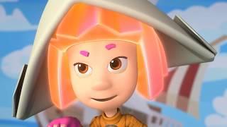 Dibujos animados para niños - Los Fixis - La Brújula
