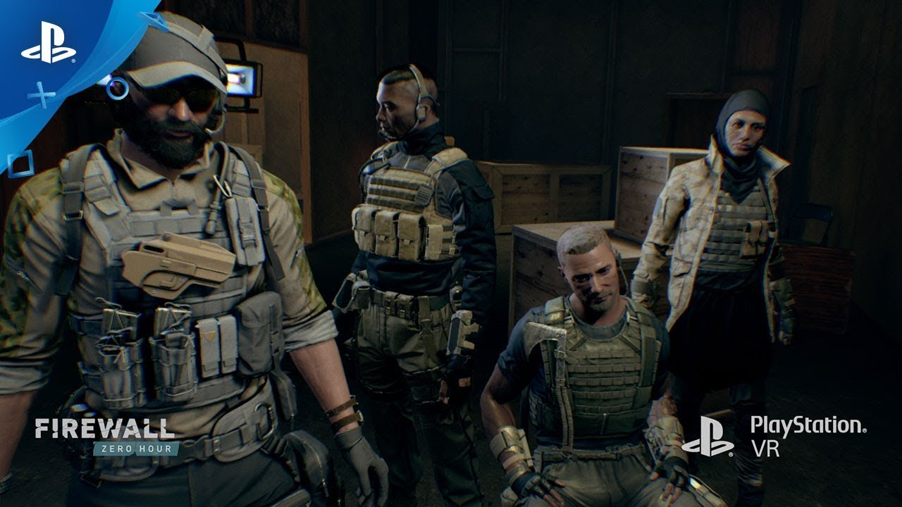Firewall Zero Hour – Game Overview 101 | PS4