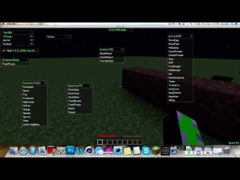 minecraft hack client 1.5.2