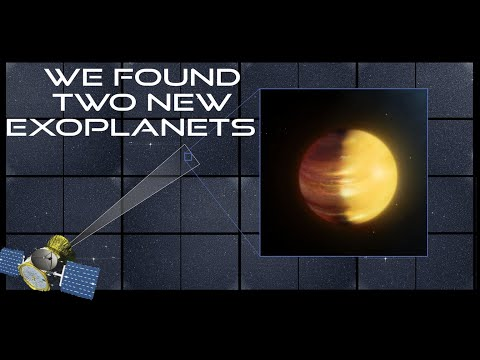 We found two new exoplanets! Mp3