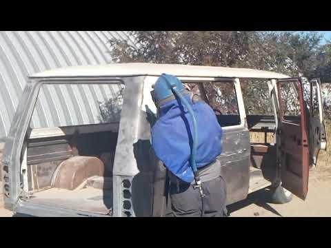 Реставрация автомобиля РАФ