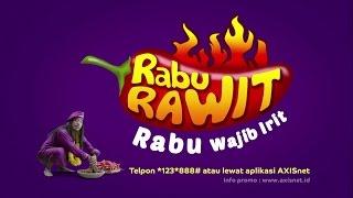 Download Video Iklan TV AXIS - Paket Internet di Rabu Rawit IRITnya #EMEJING! MP3 3GP MP4