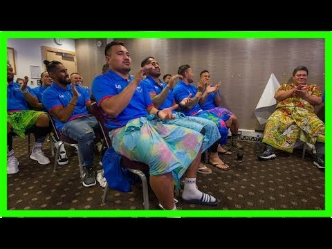 Special report: samoa lean on cultural values to keep off-field problems in perspective