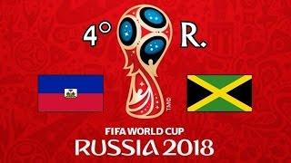 HAITI v. JAMAICA - CONCACAF 2018 FIFA World Cup - GRUPO B