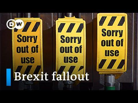 UK supply crisis: Is Boris Johnson losing control?   DW News