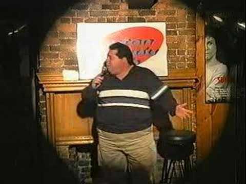 john conte at boston comedy club