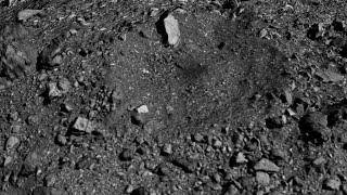 Asteroid Bennu Backup Sample Site: Osprey