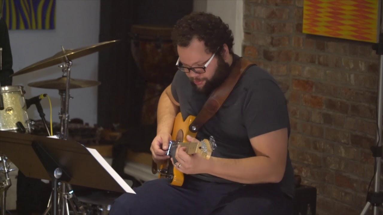 """Juanma Trujillo Quartet """"2Rs"""""""