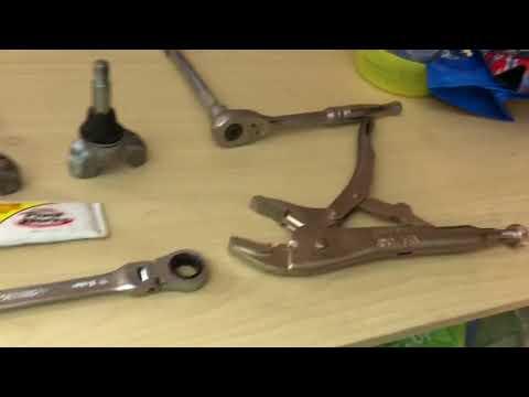 How to fix bent or broken bars or bar mounts