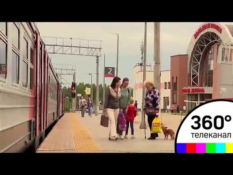 Пенсионеры Подмосковья смогут ездить бесплатно на общественном транспорте Москвы с 1 сентября