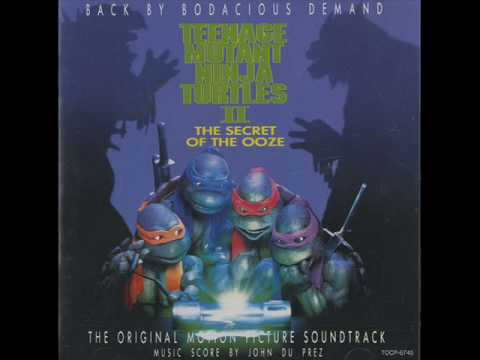 TMNT II The Secret Of The Ooze: Cathy Dennis And David Morales - Find The Key To Your Life